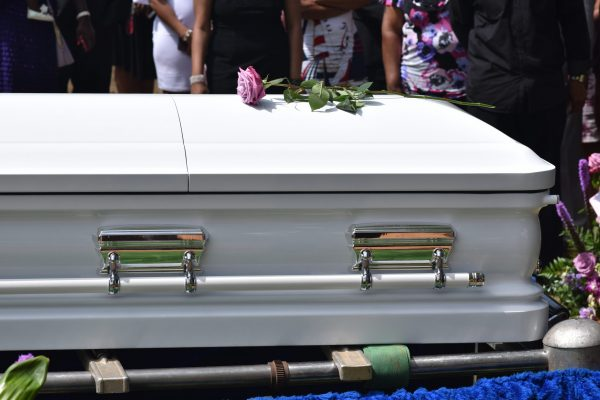 Casket,Ready,To,Be,Lowered,Into,Ground